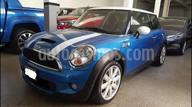 Foto venta Auto usado MINI Cooper S Chili 3P (2008) color Azul precio $480.000