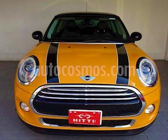 Foto venta Auto usado MINI Cooper Salt 5 Puertas Aut (2015) color Naranja precio $270,000