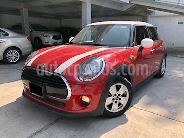 Foto venta Auto usado MINI Cooper Salt 5 Puertas (2018) color Rojo precio $290,000