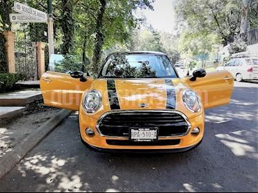 Foto venta Auto usado MINI Cooper Salt Aut (2018) color Naranja precio $285,000