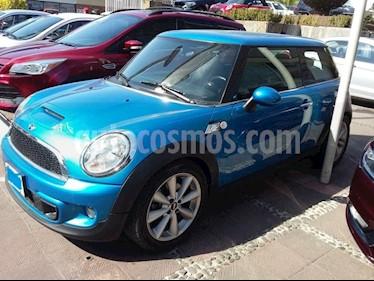 Foto venta Auto Seminuevo MINI Cooper Salt Aut (2012) color Azul precio $209,000