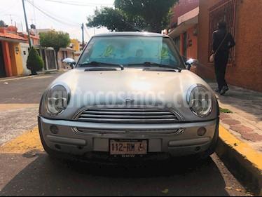 Foto venta Auto usado MINI Cooper Salt (2002) color Plata precio $86,000