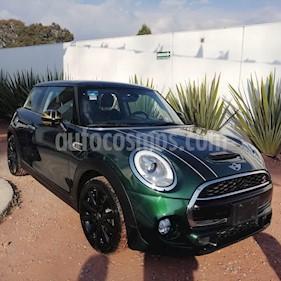 Foto venta Auto usado MINI Cooper Salt (2018) color Verde Jungla precio $330,000