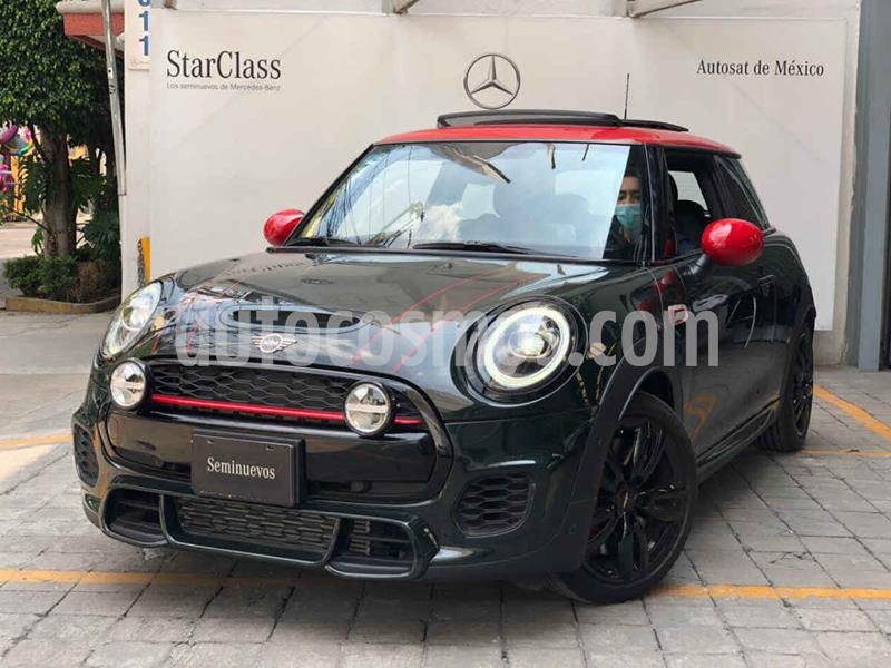 MINI John Cooper Works Convertible Hot Chili Aut usado (2019) color Negro precio $495,000