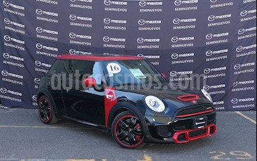 MINI John Cooper Works John Cooper Works Hot Chili Aut usado (2016) color Negro precio $330,000