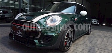 MINI John Cooper Works  Hot Chilli Aut usado (2017) color Verde precio $418,000
