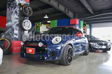 Foto MINI John Cooper Works S John Cooper Works Hot Chili ALL4  usado (2018) color Azul precio $430,000