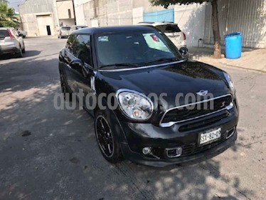 MINI Paceman S Hot Chili ALL4 Aut usado (2015) color Negro precio $338,000