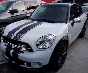 MINI Paceman S Hot Chili ALL4 Aut usado (2014) color Blanco precio $285,000
