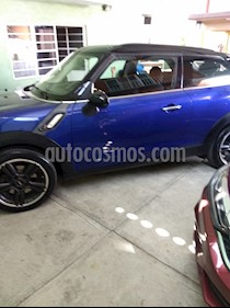MINI Paceman S Hot Chili ALL4 Aut usado (2014) color Azul Starlight precio $215,000