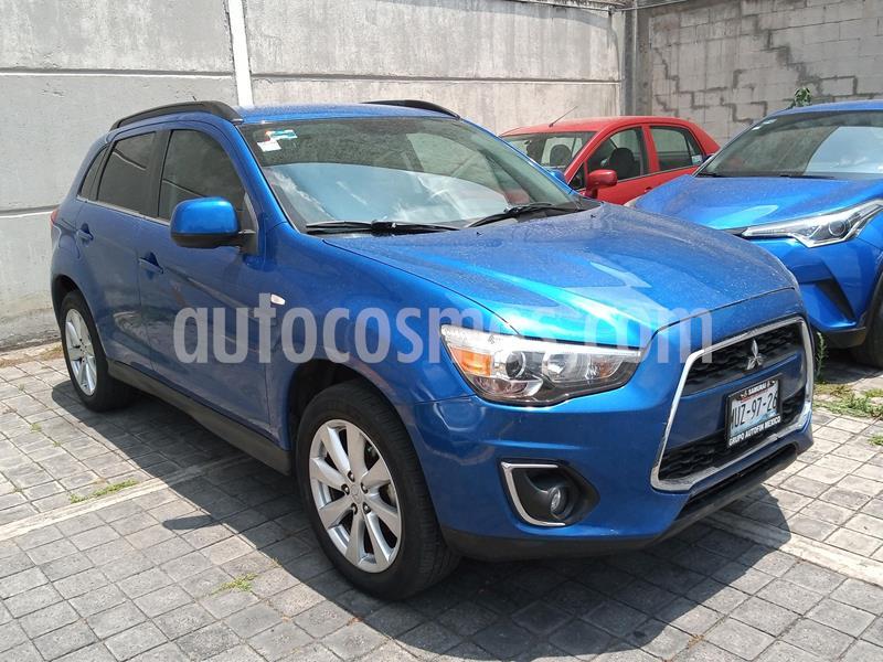 Mitsubishi Motors ASX 2.0L SE usado (2015) color Azul precio $175,000