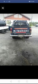 Mitsubishi L-200 2.5 GL Diesel 4X4 usado (1993) color Azul precio $1.000.000