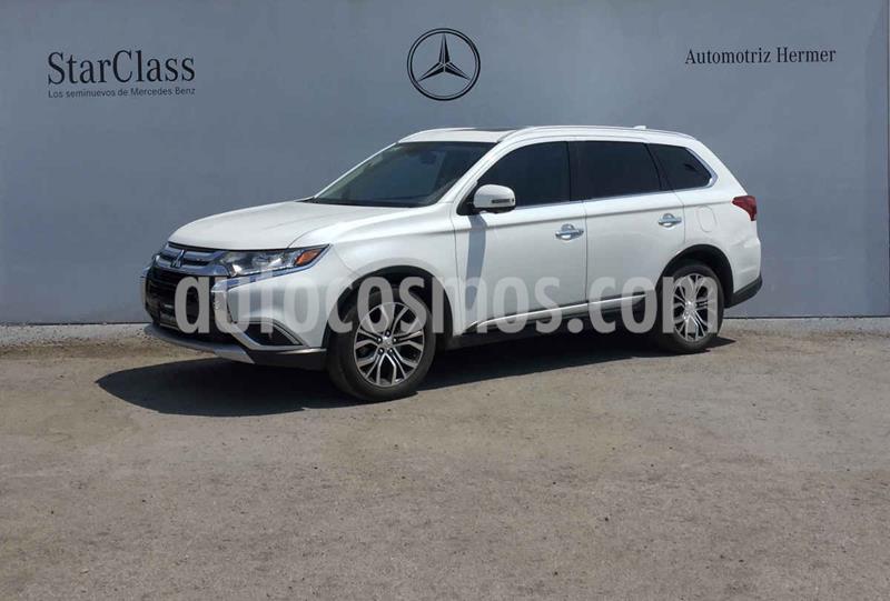 Mitsubishi Outlander Limited usado (2016) color Blanco precio $289,900