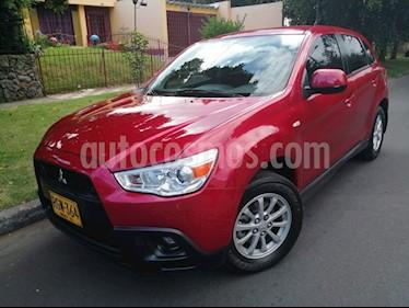 Foto venta Carro usado Mitsubishi ASX 2.0L 4x2 (2011) color Rojo Metalizado precio $38.900.000