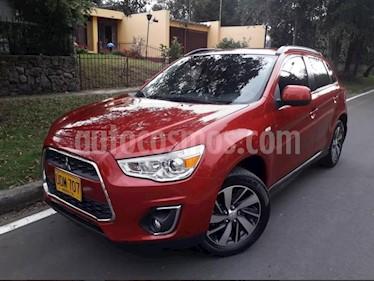 Foto venta Carro usado Mitsubishi ASX 2.0L 4x2 (2015) color Rojo Metalizado precio $51.900.000