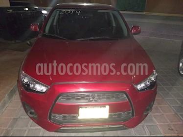 Foto venta Auto usado Mitsubishi ASX 2.0L ES (2014) color Rojo precio $195,000