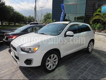 Foto venta Auto usado Mitsubishi ASX 2.0L SE Plus (2014) color Blanco precio $189,000