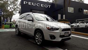 Foto venta Auto Seminuevo Mitsubishi ASX 2.0L SE Plus (2014) color Plata Oscura precio $209,900