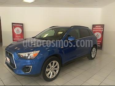 Foto venta Auto usado Mitsubishi ASX 2.0L SE (2015) color Azul precio $210,000
