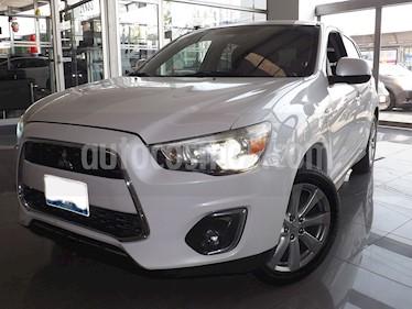 Foto venta Auto usado Mitsubishi ASX 2.0L SE (2014) color Blanco Perla precio $209,000