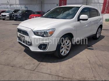 Foto venta Auto usado Mitsubishi ASX 2.0L SE (2014) color Blanco precio $189,000