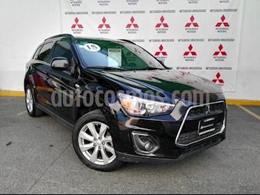 Foto venta Auto Seminuevo Mitsubishi ASX 2.0L SE (2015) color Negro precio $220,000