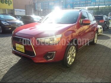 Foto venta Auto Seminuevo Mitsubishi ASX 2.0L SE (2015) color Rojo precio $230,000