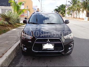 Mitsubishi ASX 2.0L SE usado (2015) color Negro precio $215,000