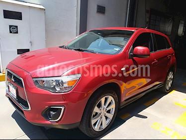 Foto venta Auto usado Mitsubishi ASX 2.0L SE (2014) color Rojo Rally precio $189,000