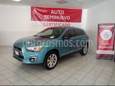 Foto venta Auto usado Mitsubishi ASX 2.0L SE (2014) color Celeste precio $199,000