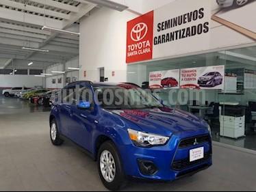 Foto Mitsubishi ASX 5p ES L4/2.0 Aut usado (2015) color Azul precio $185,000
