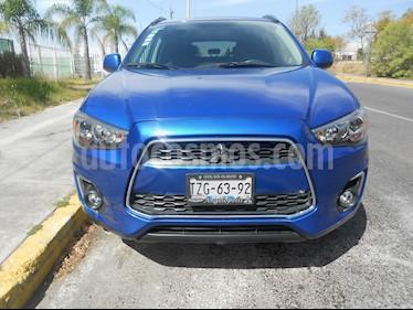 Foto venta Auto usado Mitsubishi ASX 5p SE L4/2.0 Aut (2015) color Azul precio $225,000