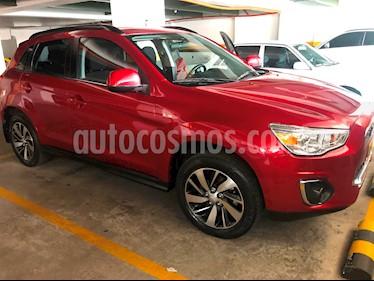Mitsubishi ASX ASX 4x4 CVT usado (2015) color Rojo precio $61.000.000