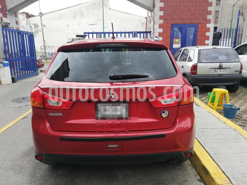 Mitsubishi ASX 2.0L ES usado (2015) color Rojo precio $180,000
