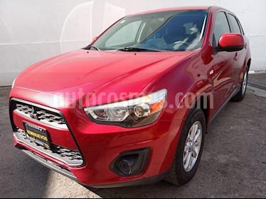 Mitsubishi ASX 2.0L ES usado (2014) color Rojo precio $161,000