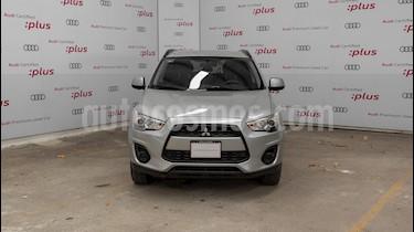 Mitsubishi ASX 2.0L SE Plus usado (2015) color Plata precio $190,000