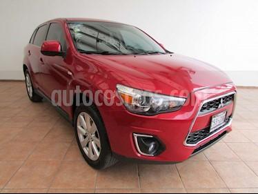 Mitsubishi ASX 2.0L SE usado (2014) color Rojo precio $185,000