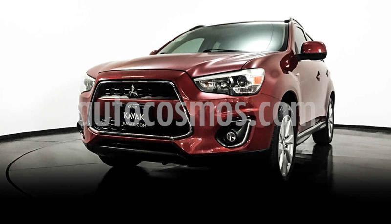 Mitsubishi ASX 2.0L SE usado (2015) color Rojo precio $207,999