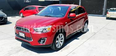 Mitsubishi ASX 2.0L SE usado (2014) color Rojo Rally precio $189,900