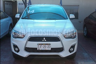 Mitsubishi ASX 2.0L SE usado (2014) color Blanco precio $210,000
