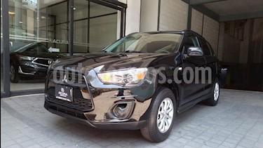 Mitsubishi Motors ASX 5P ES CVT A/AC. RA-16 usado (2015) color Negro precio $199,000