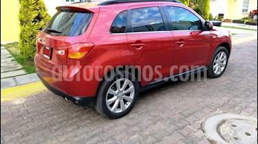 Mitsubishi ASX 2.0L SE usado (2015) color Rojo Rally precio $195,000