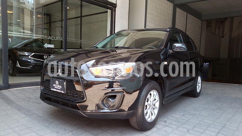 Mitsubishi ASX 2.0L ES usado (2015) color Negro precio $199,000