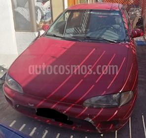 Foto venta Auto usado Mitsubishi Colt 1.6 GLXi (1994) color Rojo precio $1.800.000