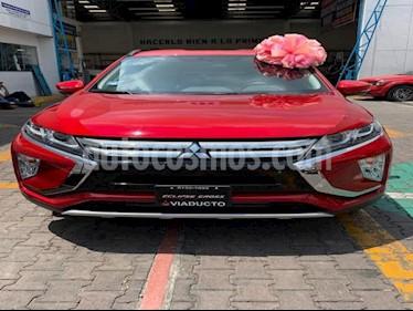Foto venta Auto usado Mitsubishi Eclipse Cross 5p GLS L4/1.5/T Aut (2019) color Rojo precio $390,000