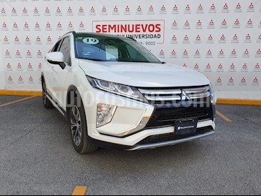 Mitsubishi Eclipse Cross Limited usado (2019) color Blanco Perla precio $455,000