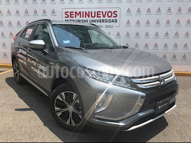 Mitsubishi Motors Eclipse Cross GLS usado (2020) color Plata Metalico precio $429,500