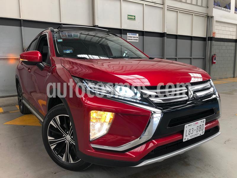 Mitsubishi Eclipse Cross Limited usado (2019) color Rojo precio $399,000
