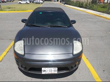 Mitsubishi Eclipse GT Convertible Aut usado (2003) color Gris precio $78,000