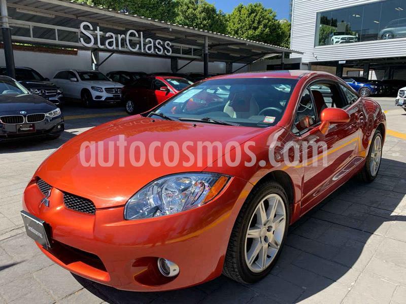 Mitsubishi Eclipse GT Aut usado (2007) color Naranja precio $150,000
